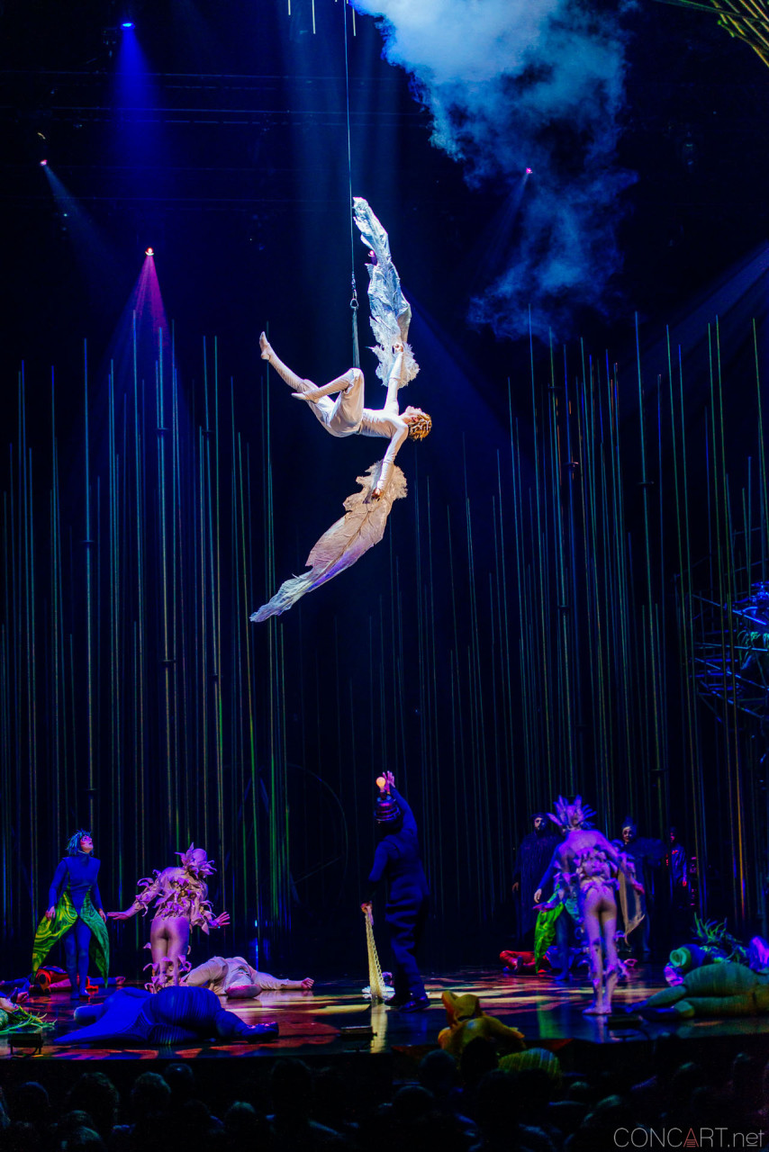Cirque du Soleil photo by Sean Molin 41