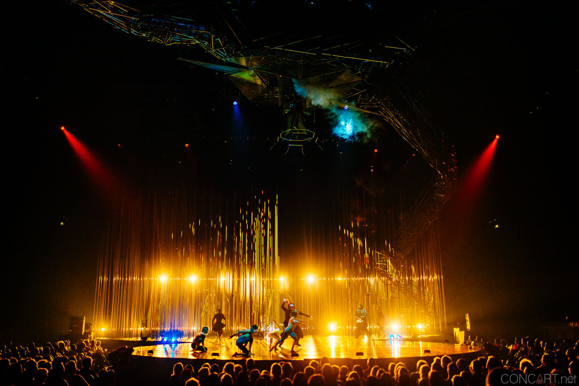 Cirque du Soleil photo by Sean Molin 26