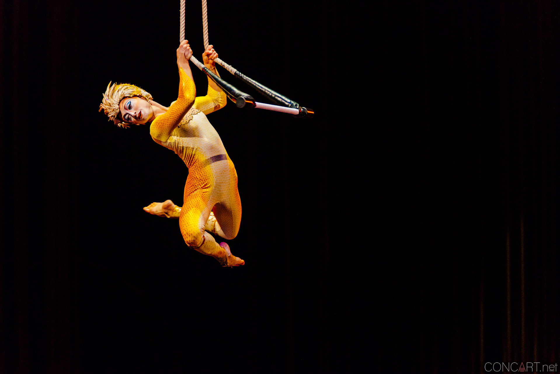 Cirque du Soleil photo by Sean Molin 4