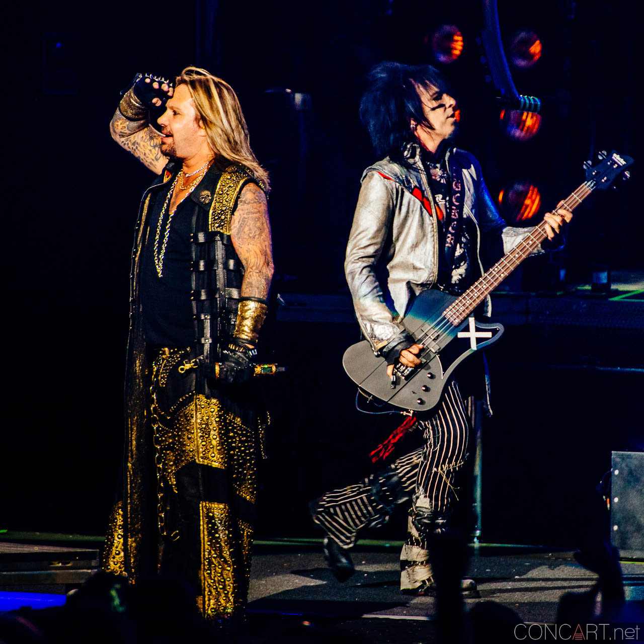 Mötley Crüe photo by Sean Molin 8