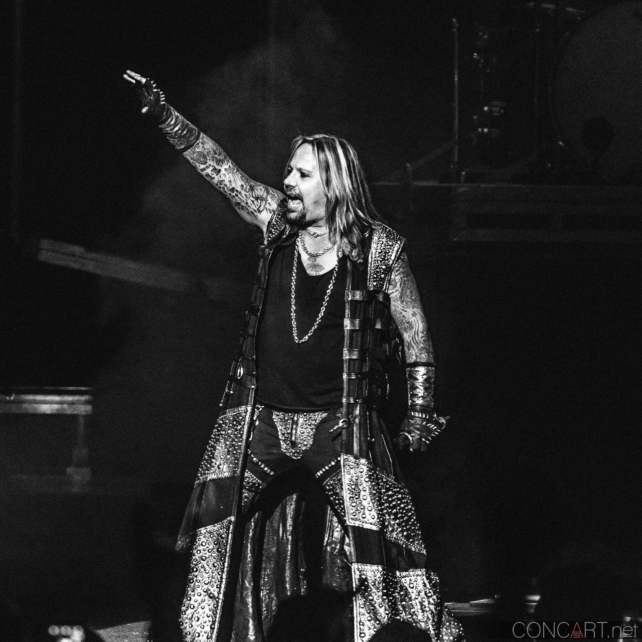 Mötley Crüe photo by Sean Molin 5