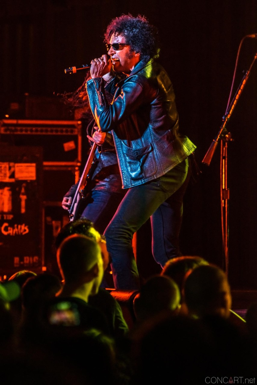 Alice In Chains photo by Sean Molin 41