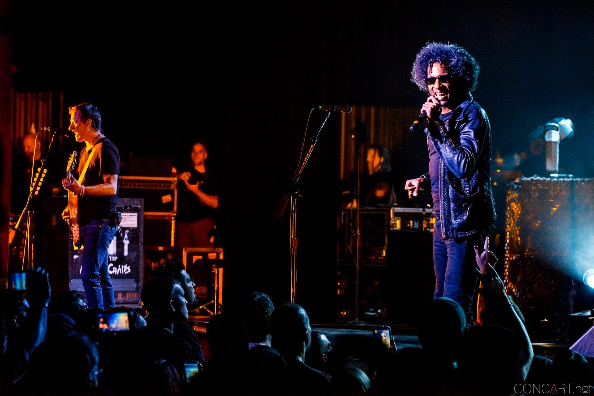 Alice In Chains photo by Sean Molin 31