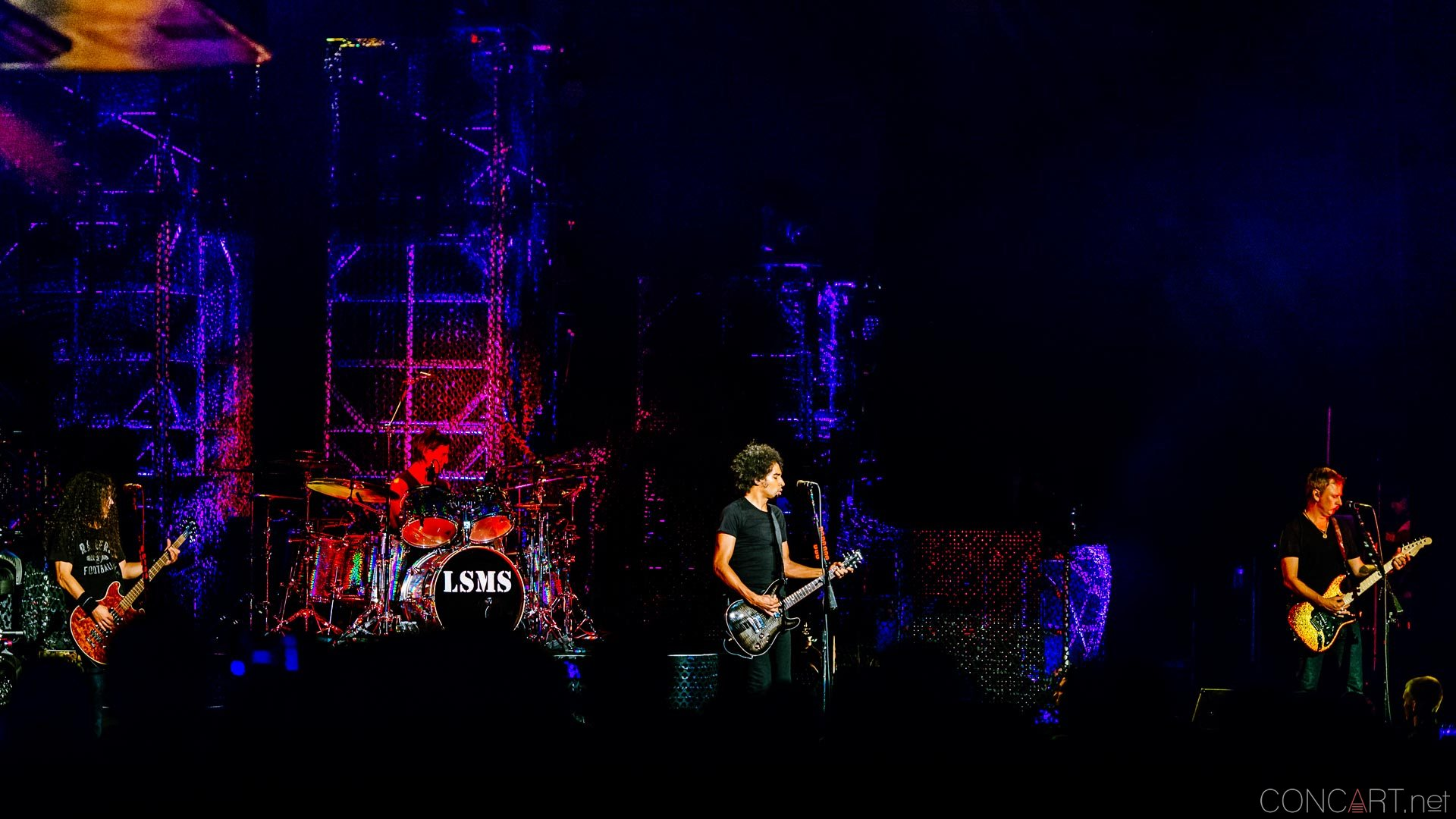 Alice In Chains photo by Sean Molin 5