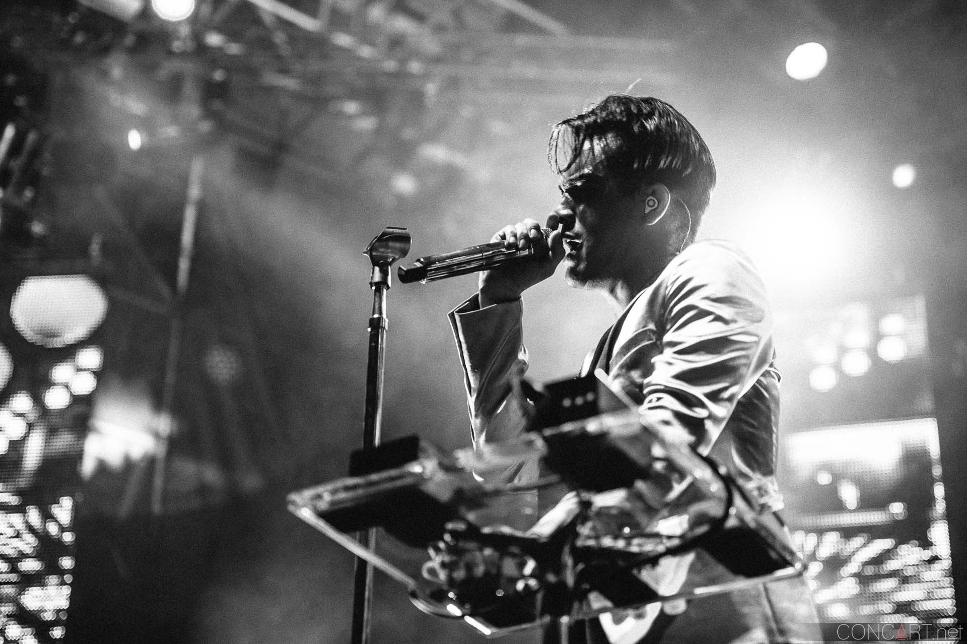Panic! At The Disco photo by Sean Molin 40