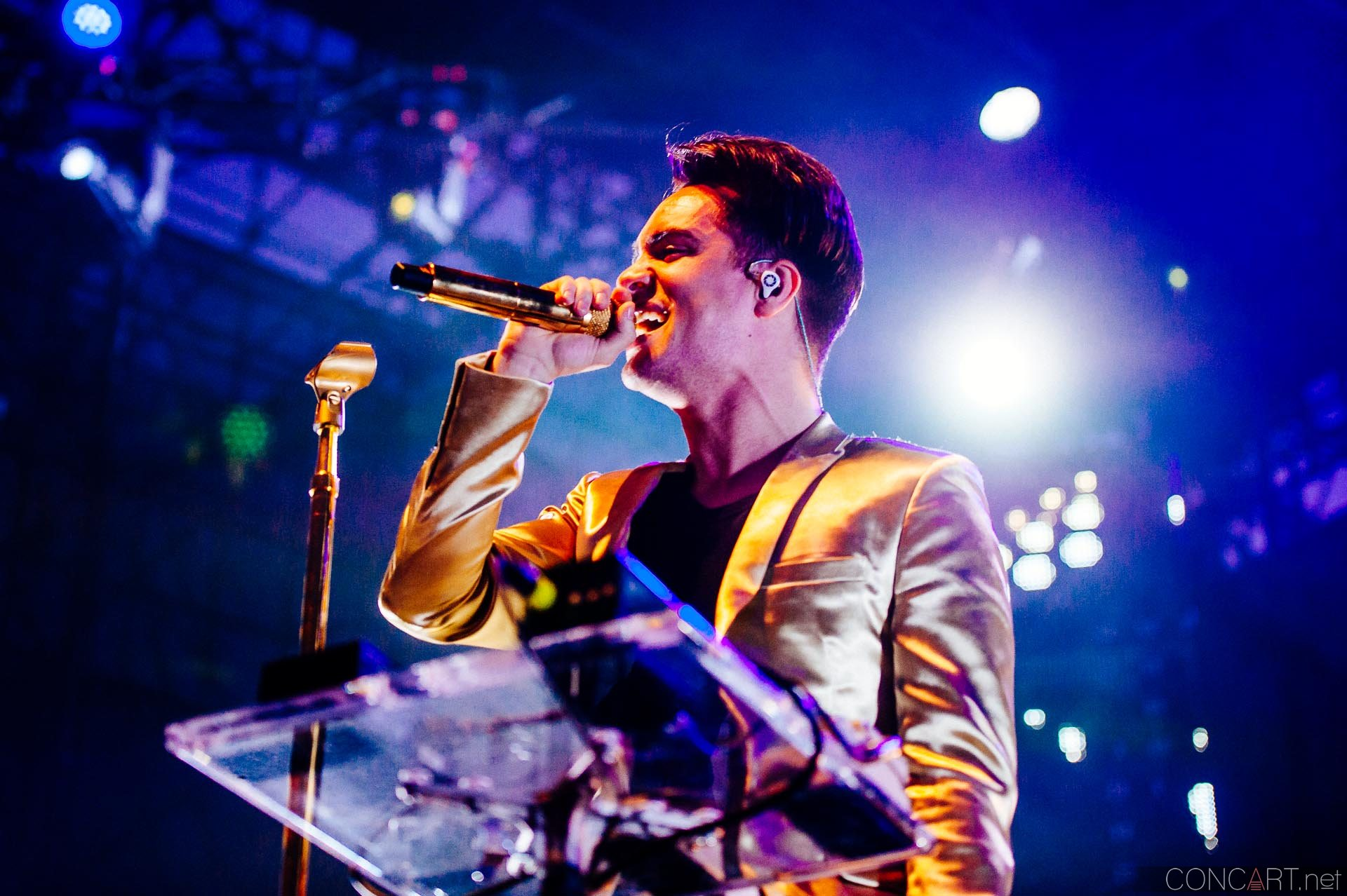 Panic! At The Disco photo by Sean Molin 37