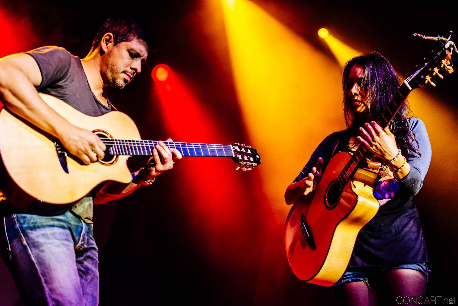 Rodrigo y Gabriela photo by Sean Molin. concART   The Art Of Live  45