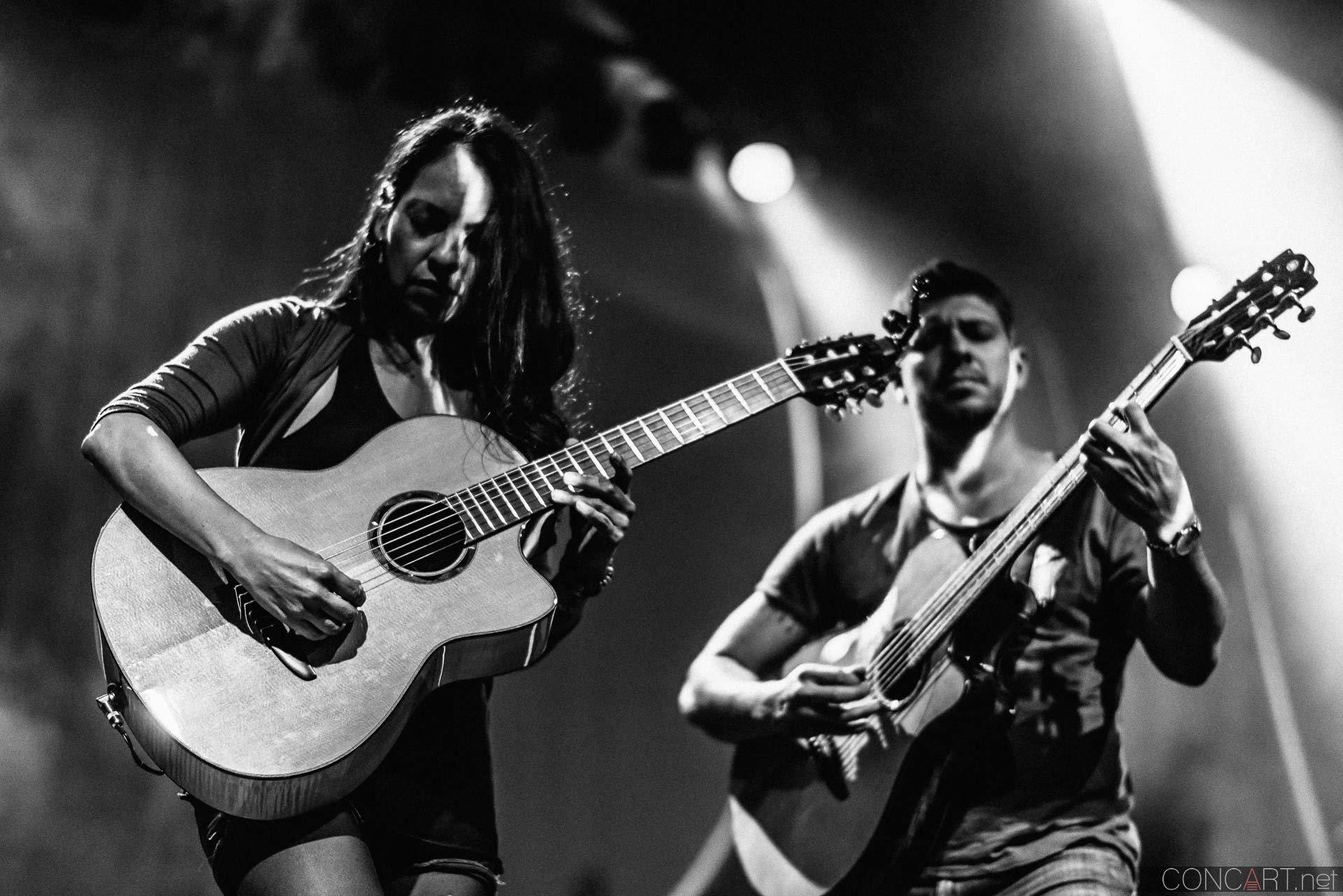 Rodrigo y Gabriela photo by Sean Molin. concART   The Art Of Live  32