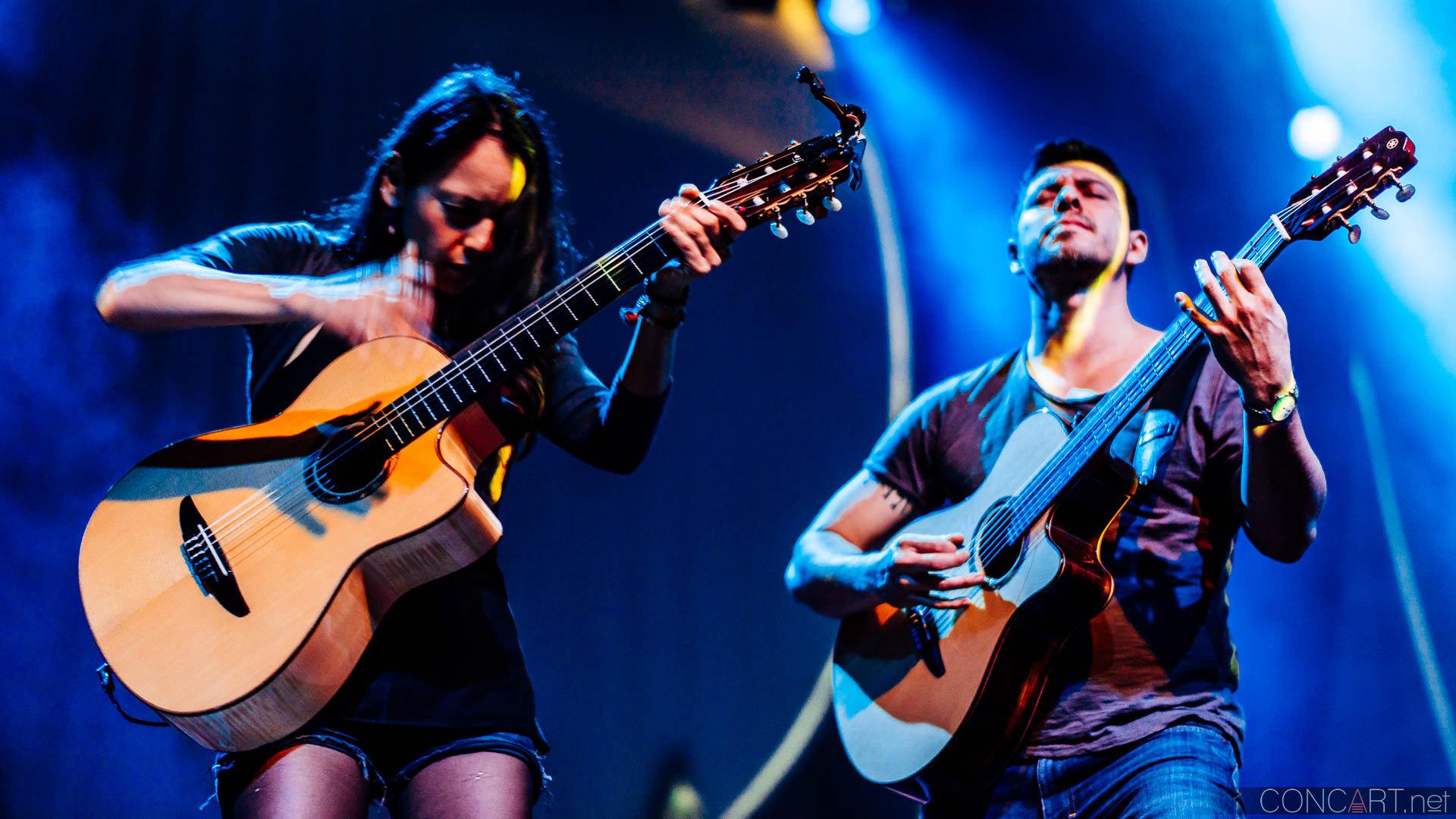 Rodrigo y Gabriela photo by Sean Molin. concART   The Art Of Live  30