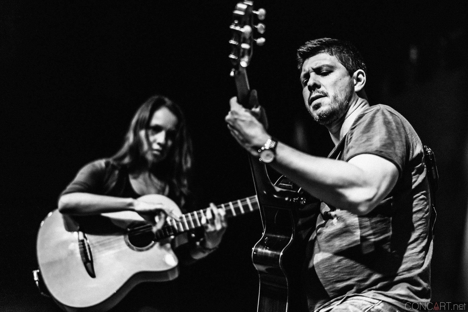 Rodrigo y Gabriela photo by Sean Molin. concART   The Art Of Live  12
