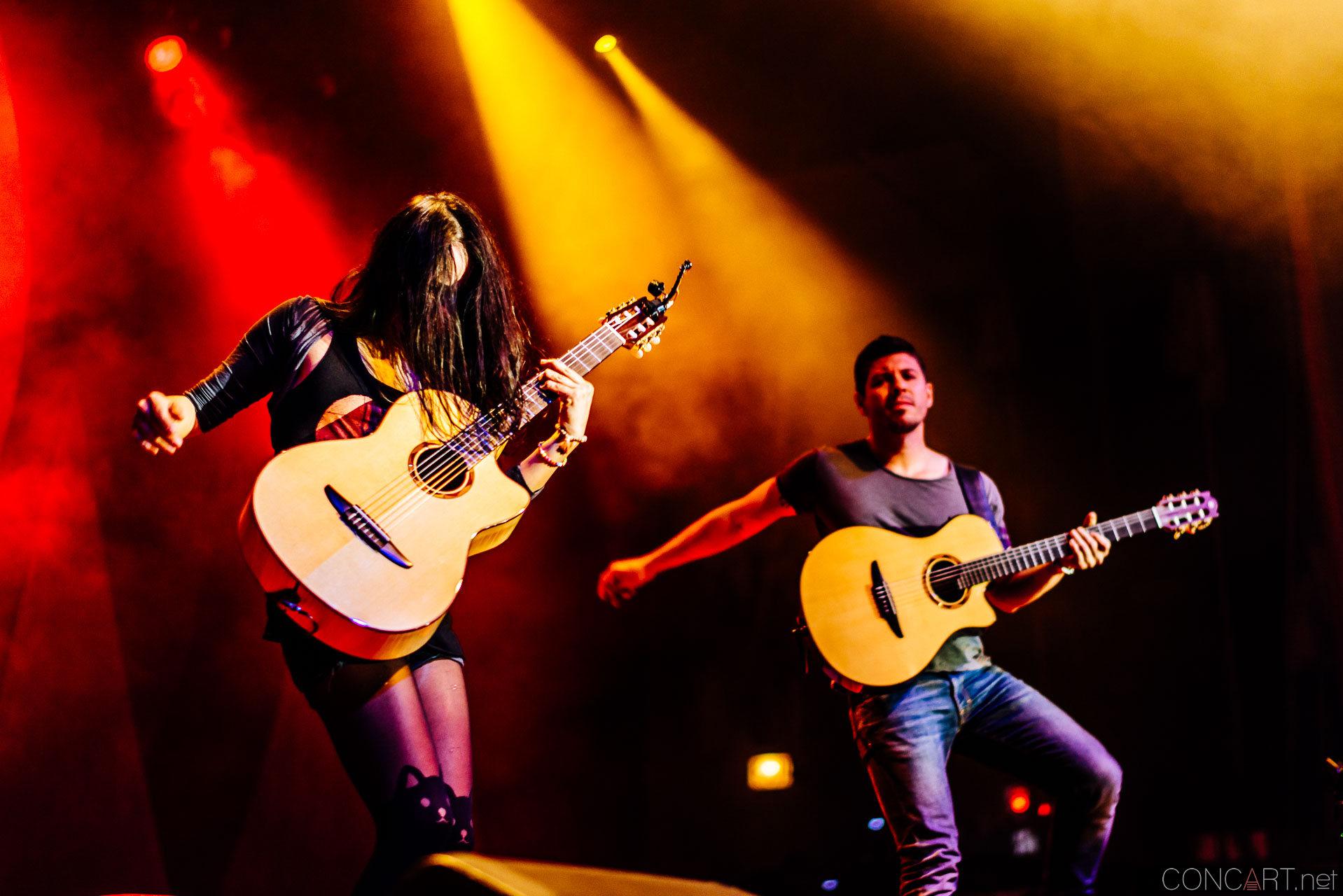 Rodrigo y Gabriela photo by Sean Molin. concART   The Art Of Live