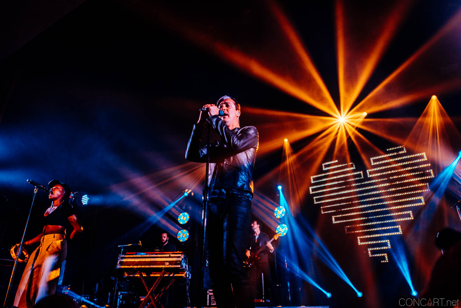 Fitz And The Tantrums photo by Sean Molin 53