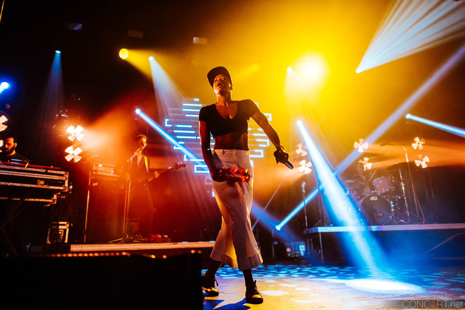 Fitz And The Tantrums photo by Sean Molin 4