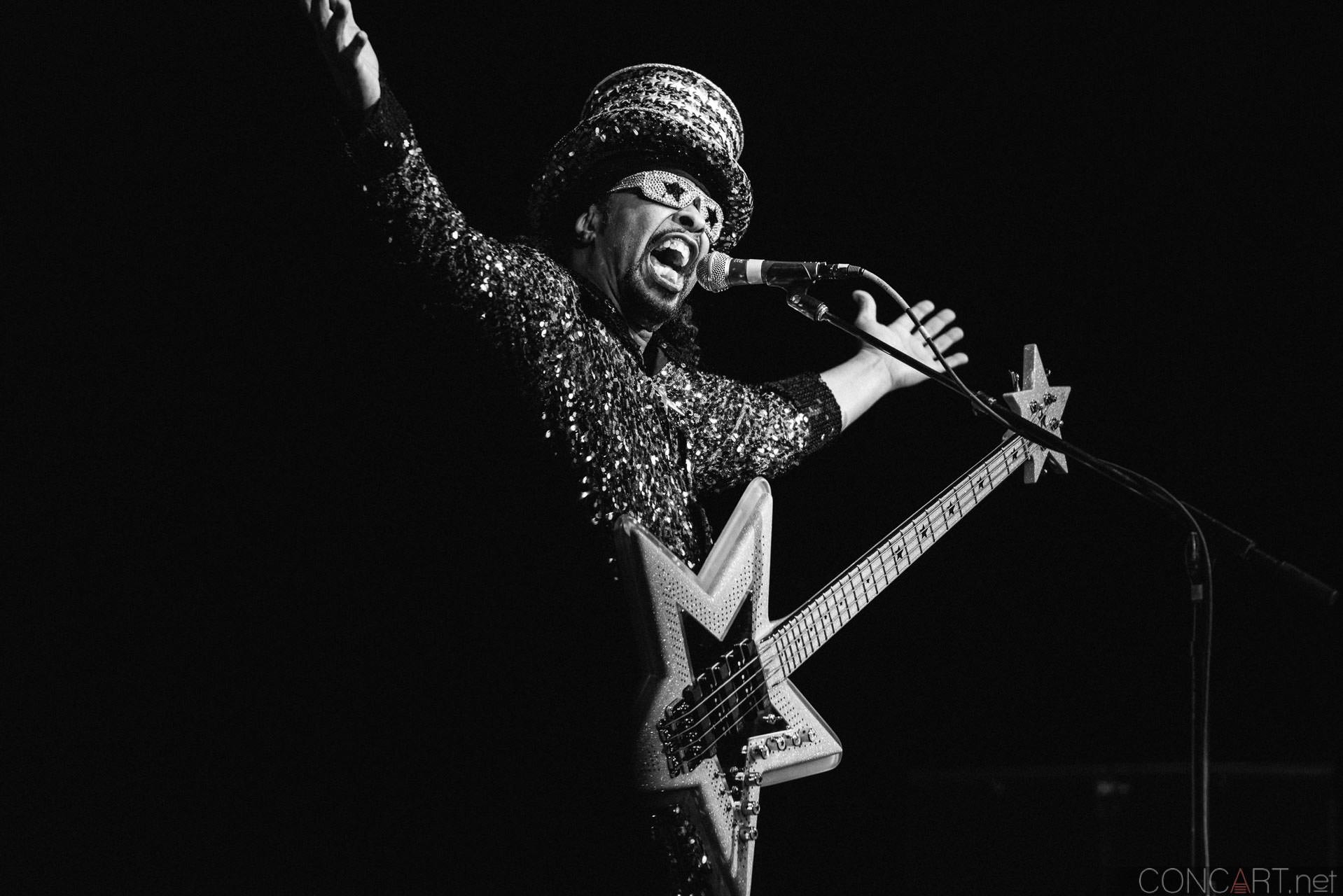 Bootsy Collins photo by Sean Molin 1