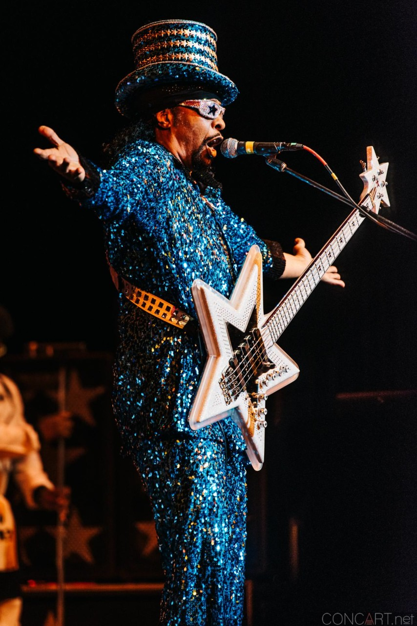 Bootsy Collins photo by Sean Molin 3