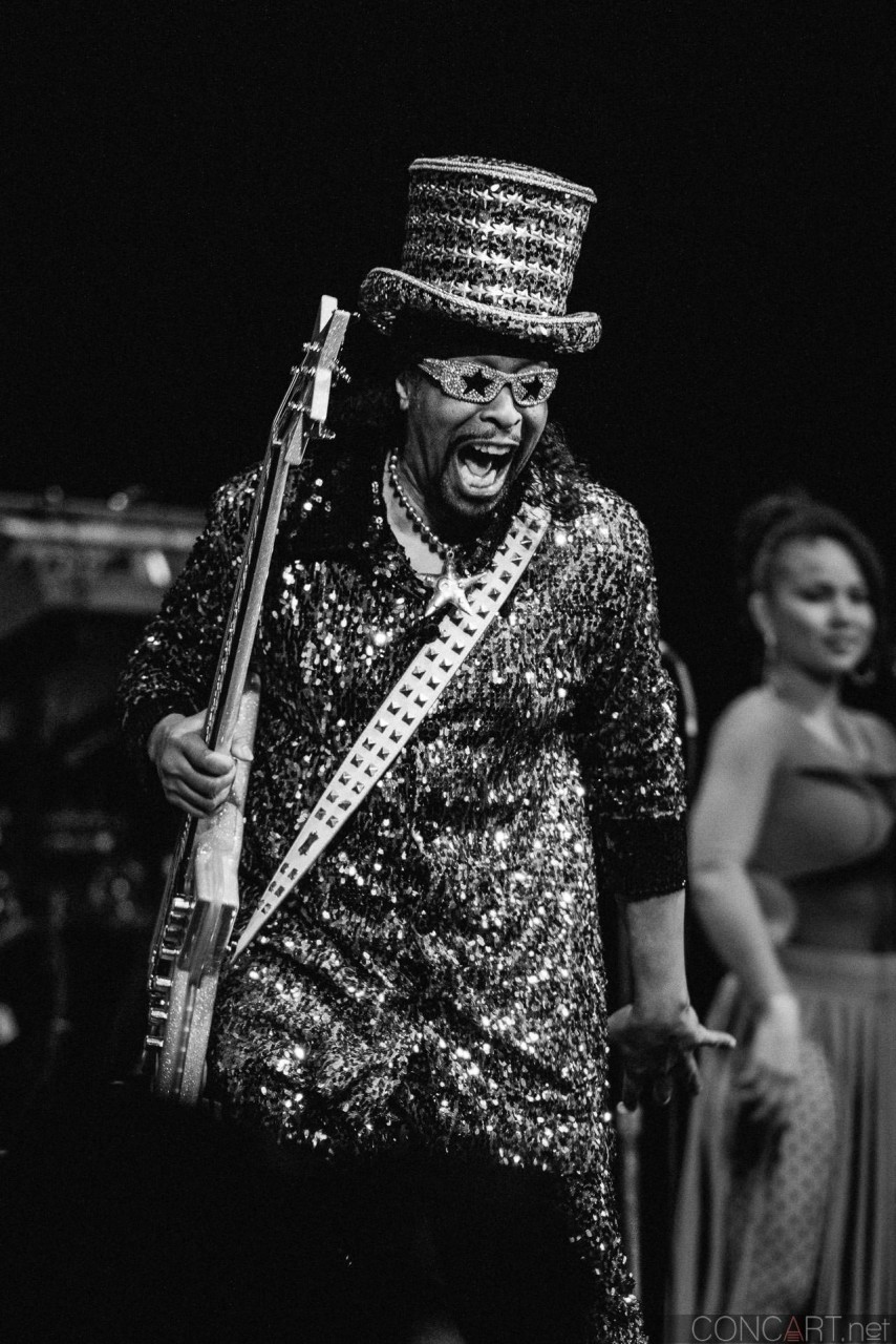 Bootsy Collins photo by Sean Molin 4