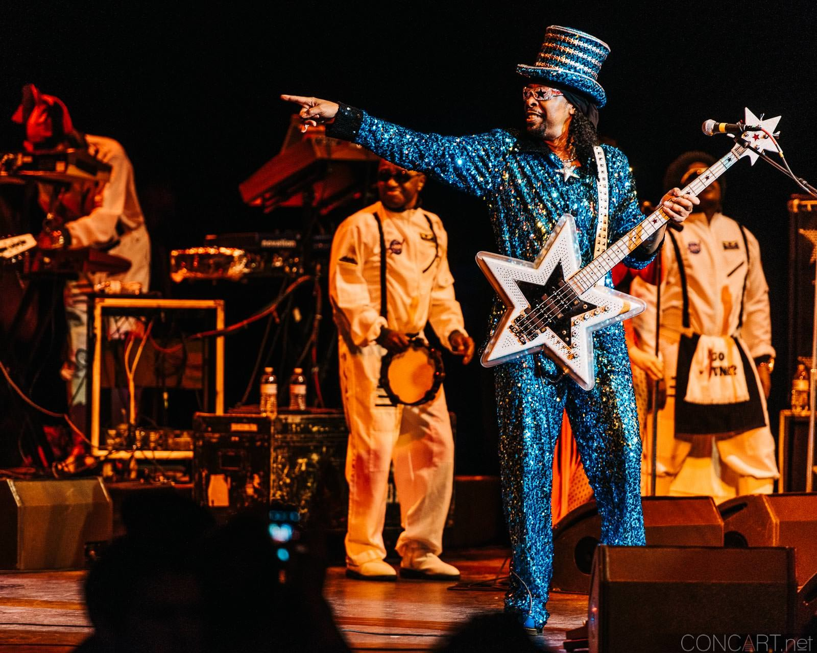 Bootsy Collins photo by Sean Molin 7