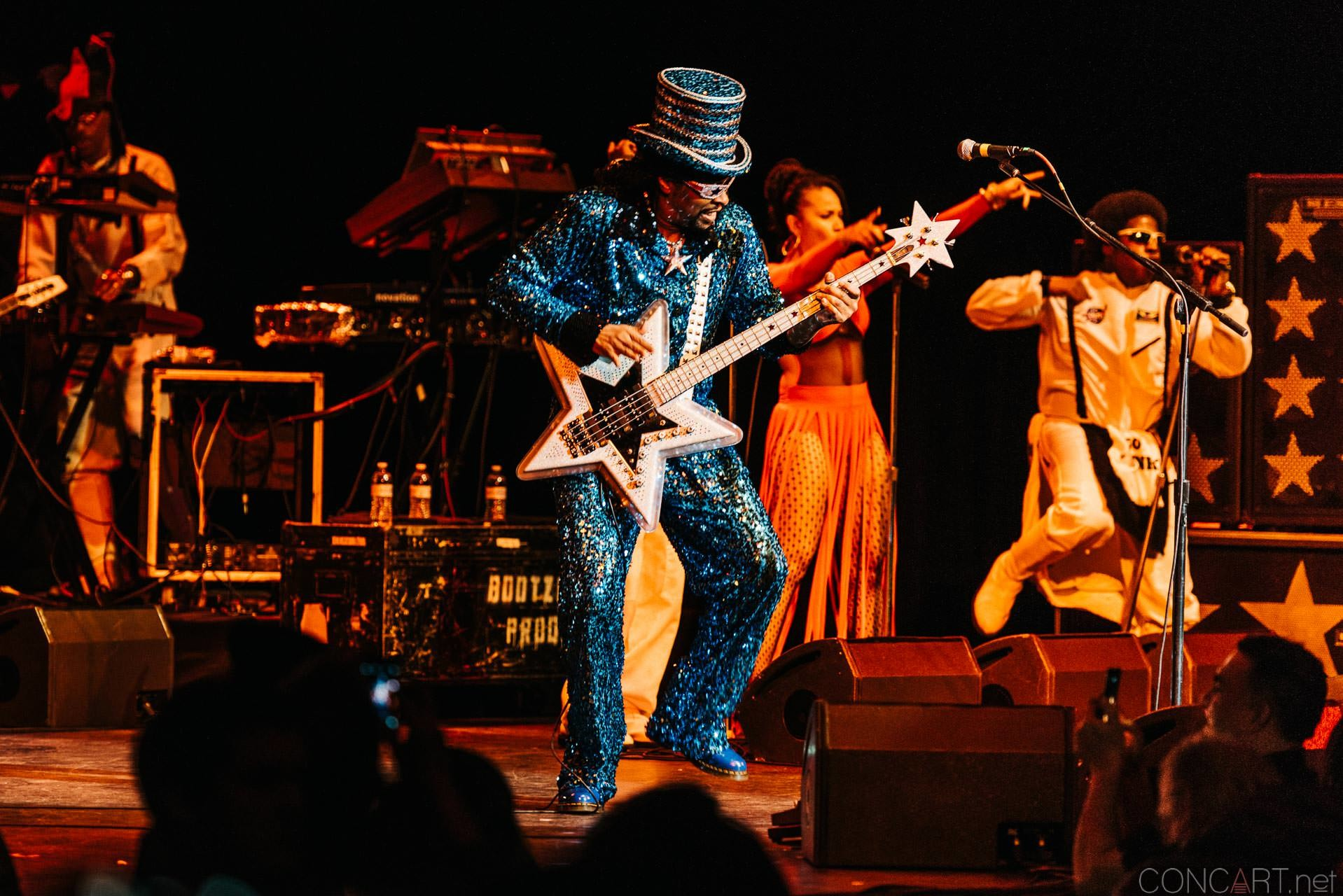 Bootsy Collins photo by Sean Molin 8