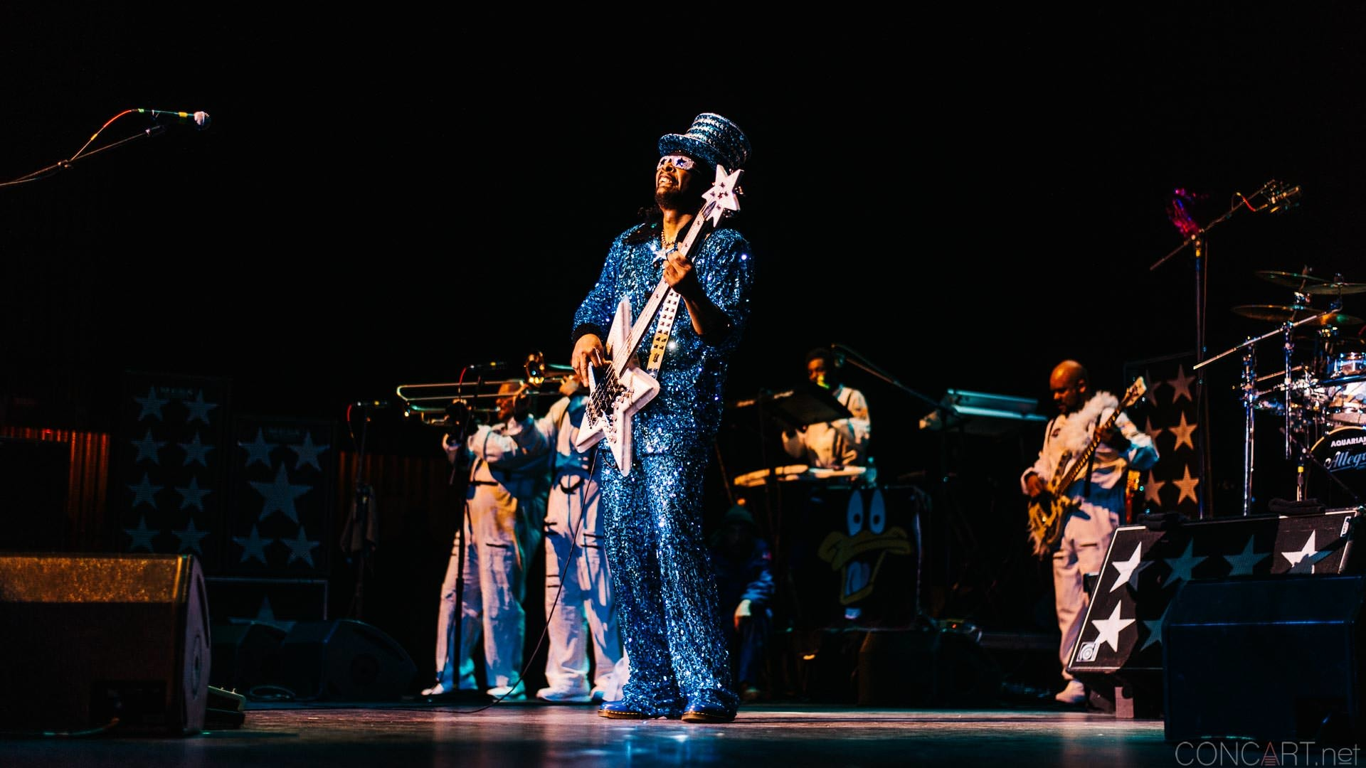 Bootsy Collins photo by Sean Molin 9