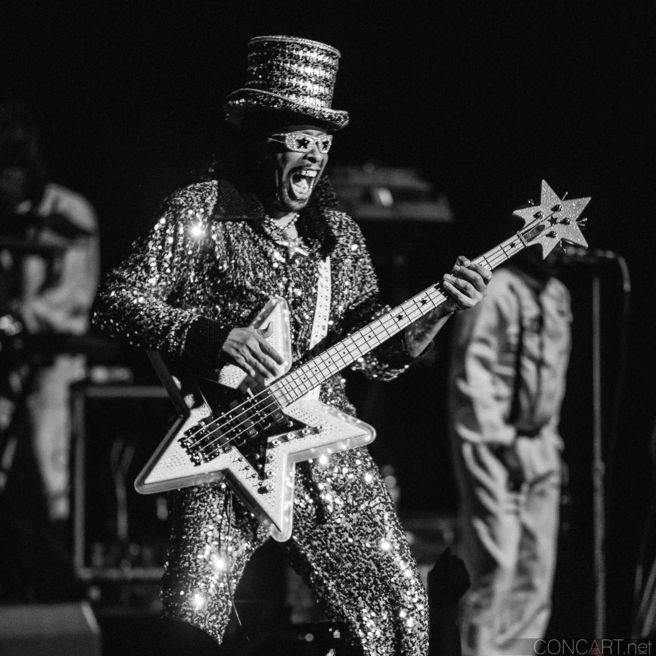 Bootsy Collins photo by Sean Molin 10