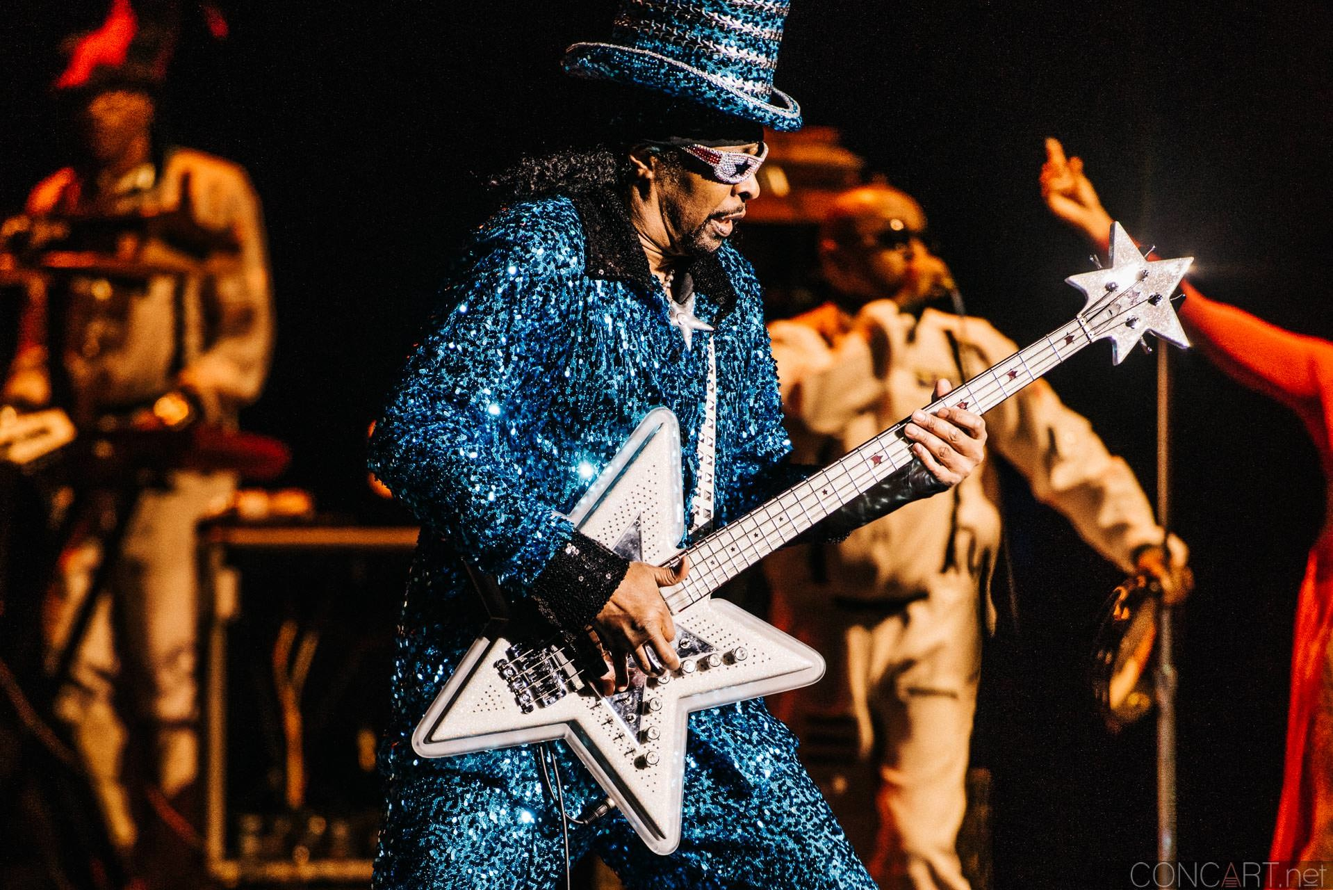 Bootsy Collins photo by Sean Molin 11