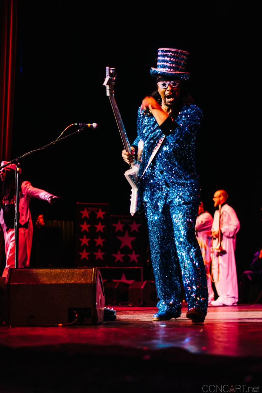 Bootsy Collins photo by Sean Molin 25