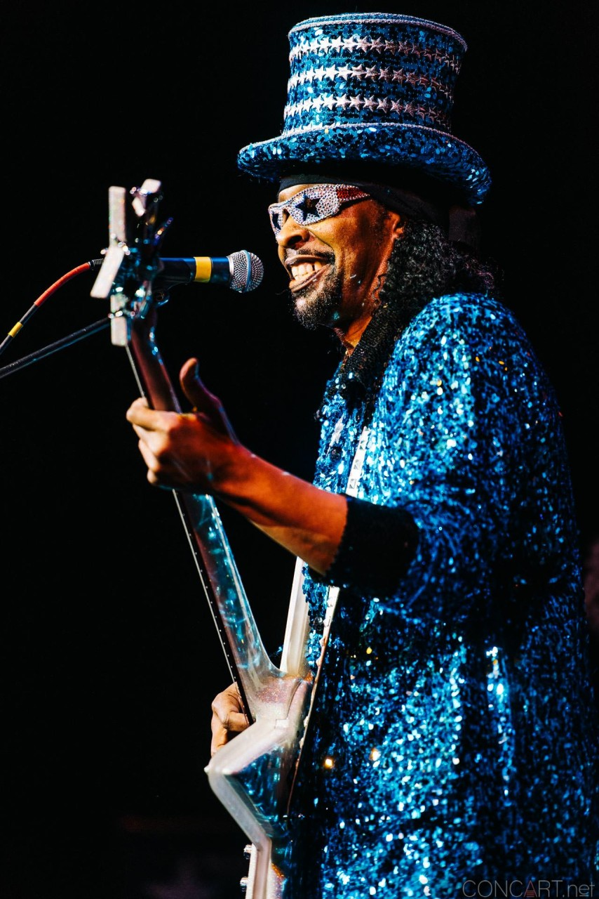 Bootsy Collins photo by Sean Molin 29