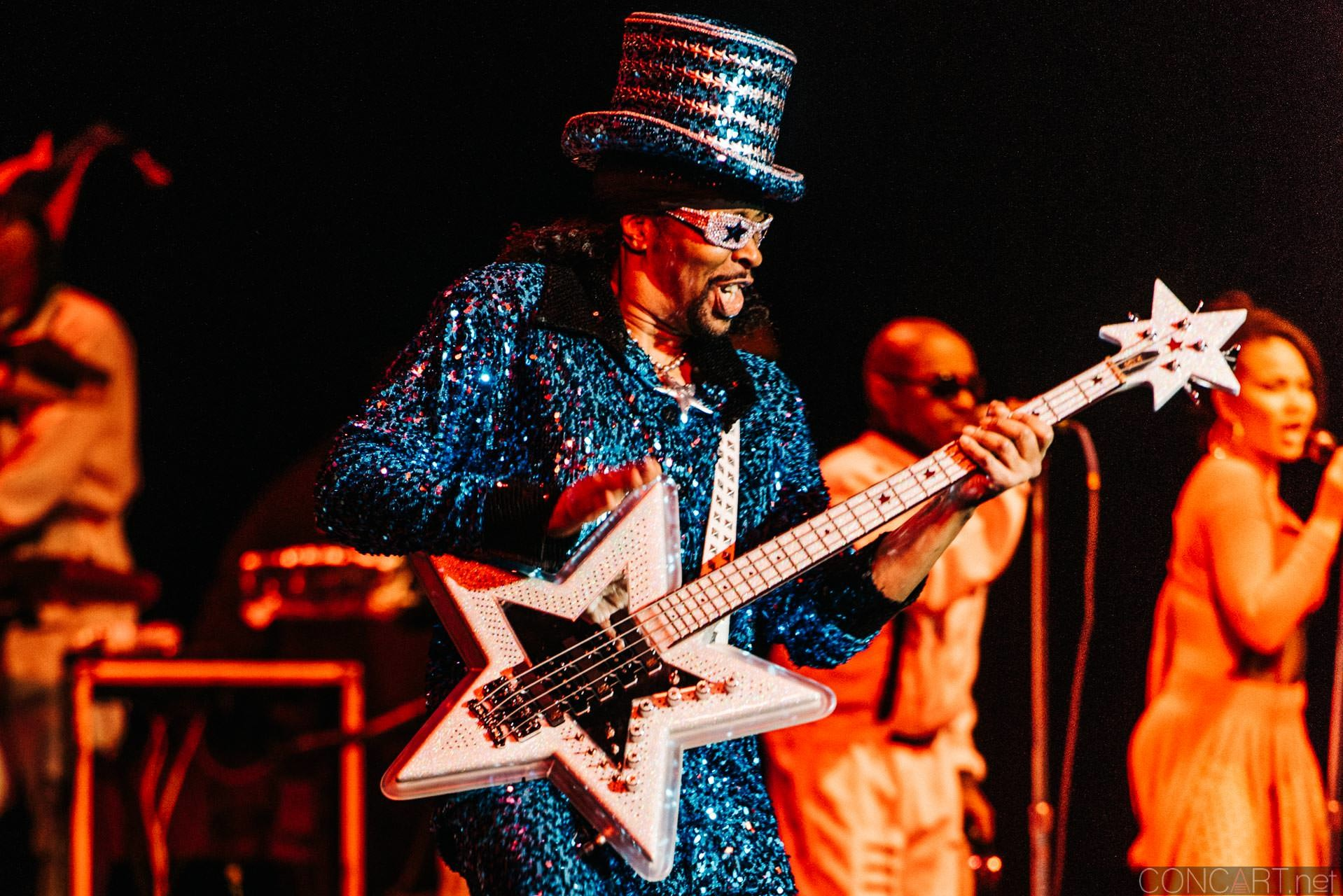 Bootsy Collins photo by Sean Molin 35