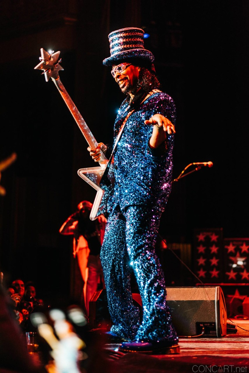 Bootsy Collins photo by Sean Molin 38