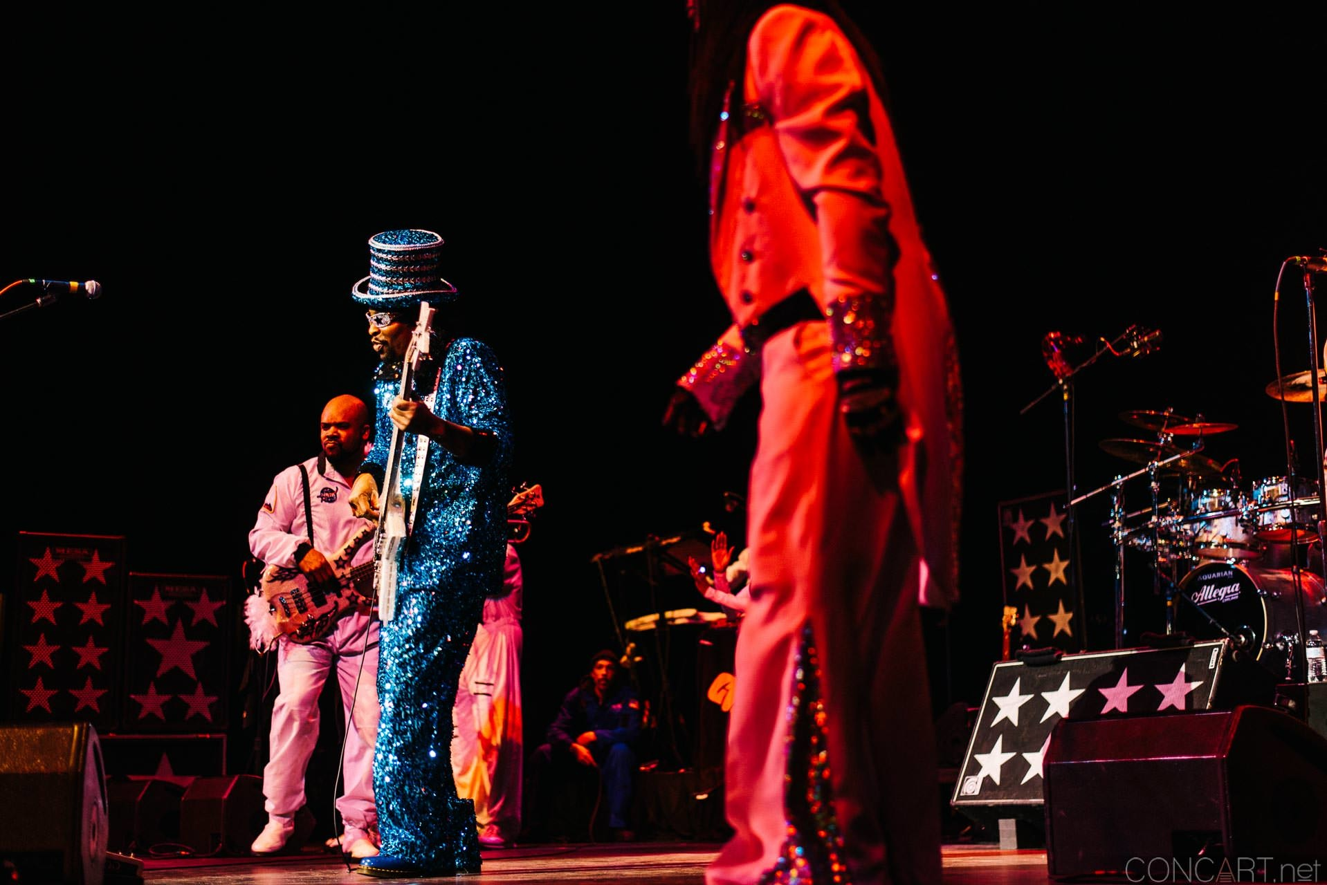 Bootsy Collins photo by Sean Molin 39
