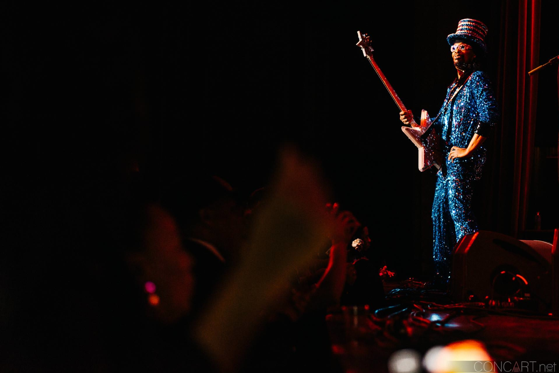 Bootsy Collins photo by Sean Molin 42