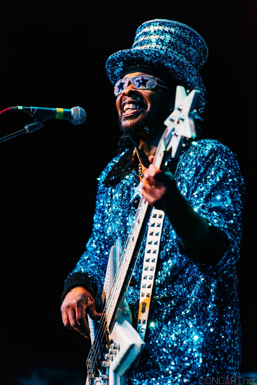 Bootsy Collins photo by Sean Molin 46