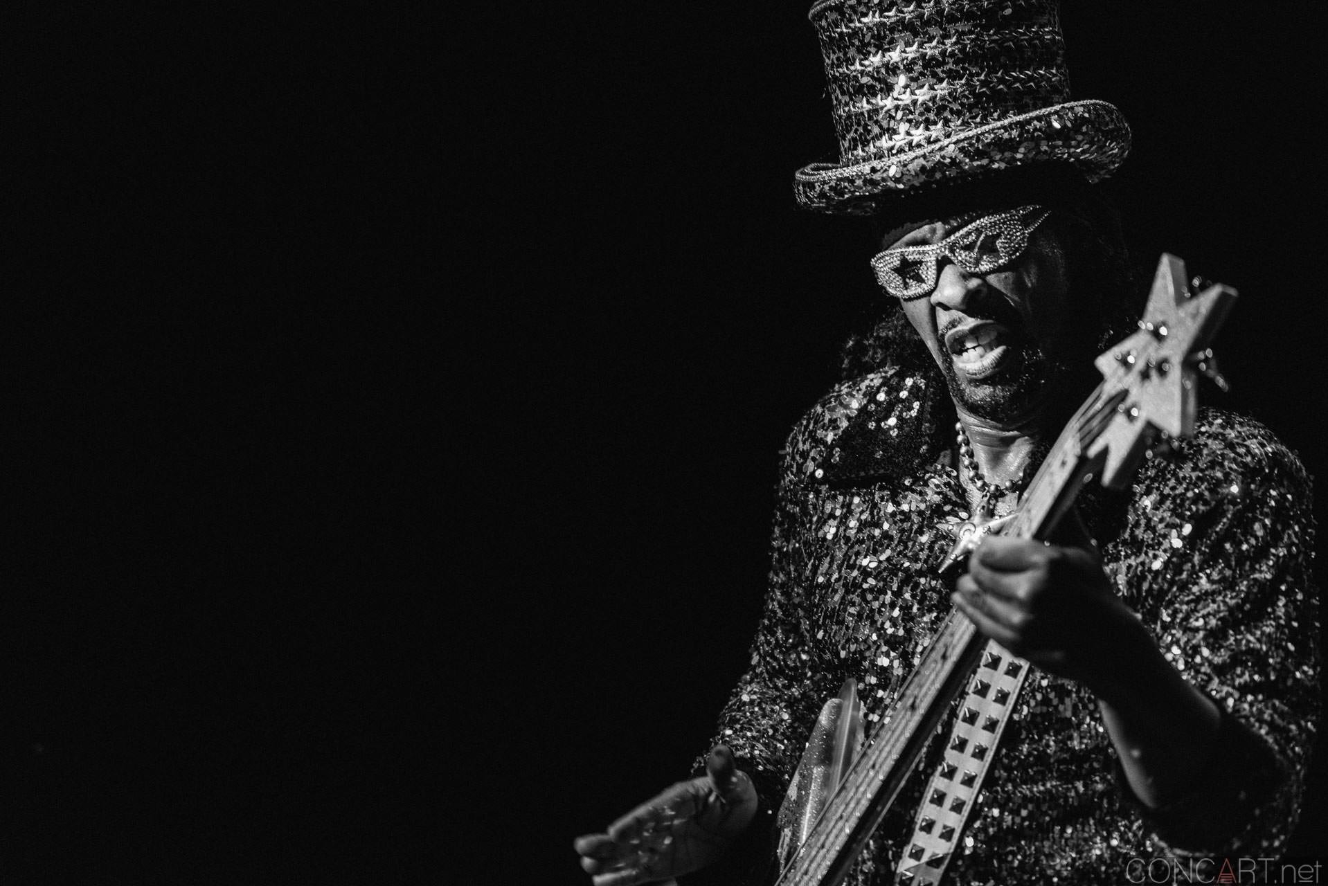 Bootsy Collins photo by Sean Molin 50
