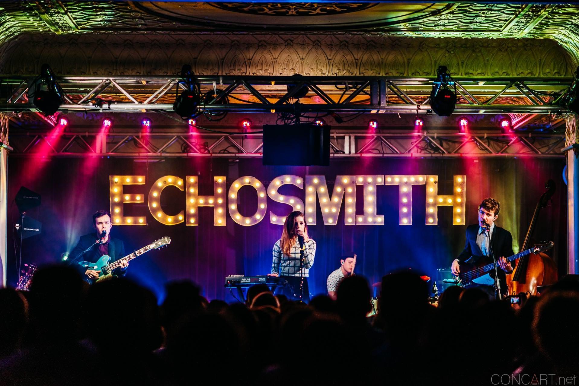 Echosmith photo by Sean Molin 1