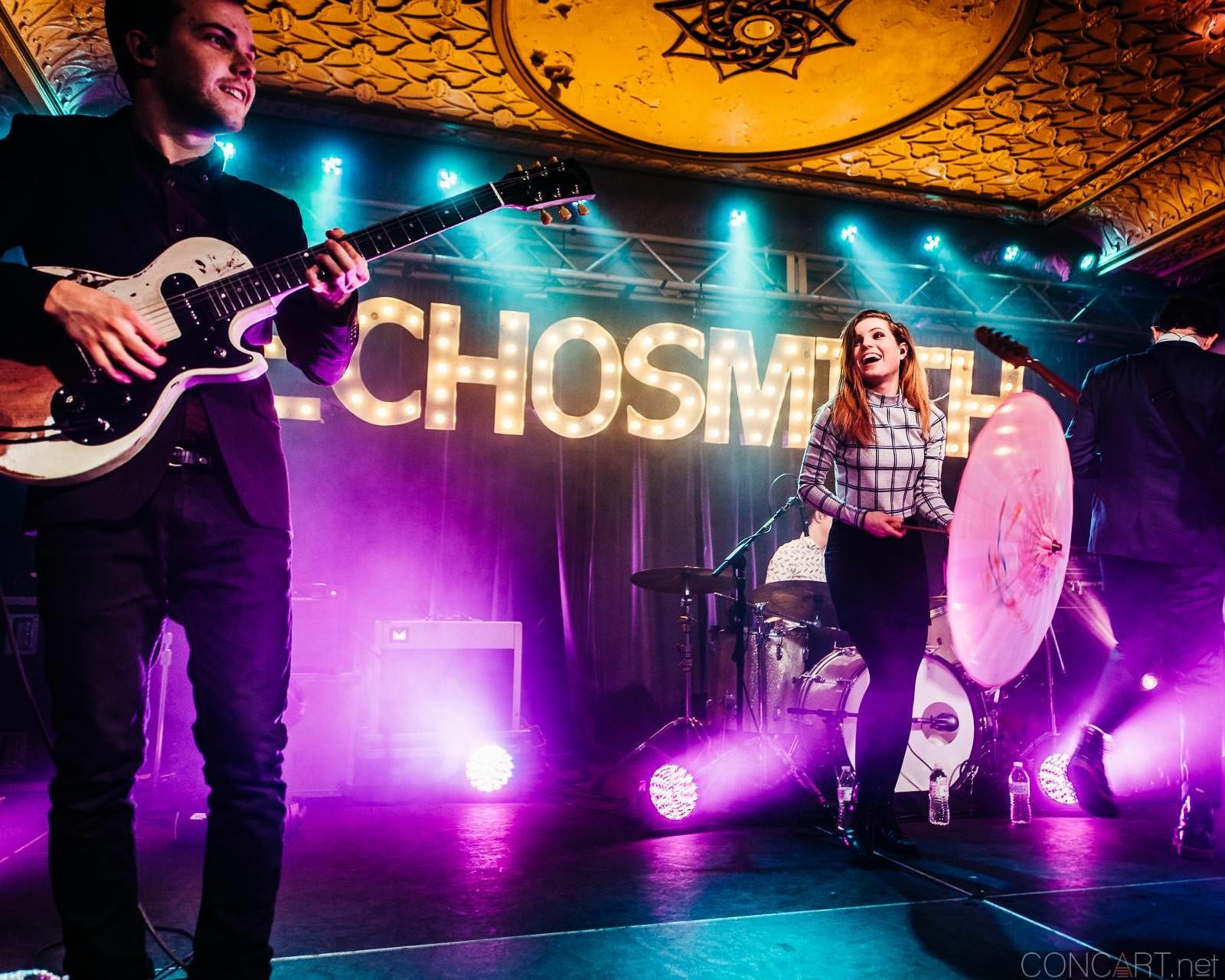 Echosmith photo by Sean Molin 51