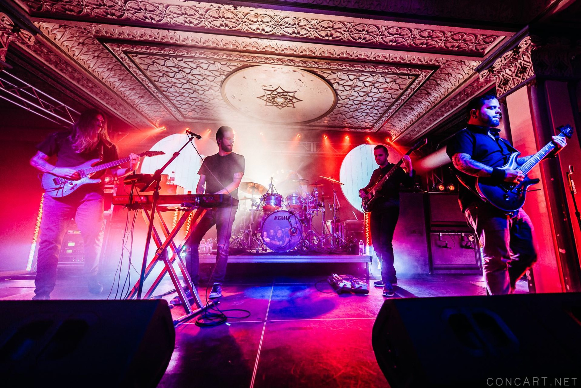 Between The Buried And Me photo by Sean Molin