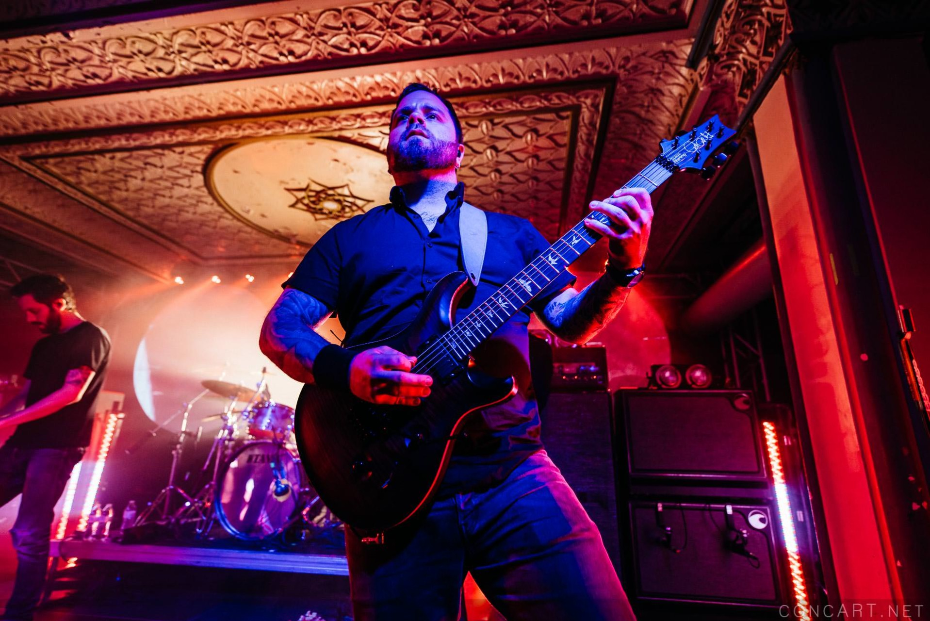 Between The Buried And Me photo by Sean Molin 5