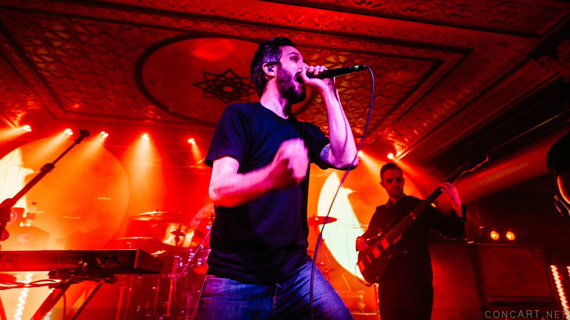 Between The Buried And Me photo by Sean Molin 6