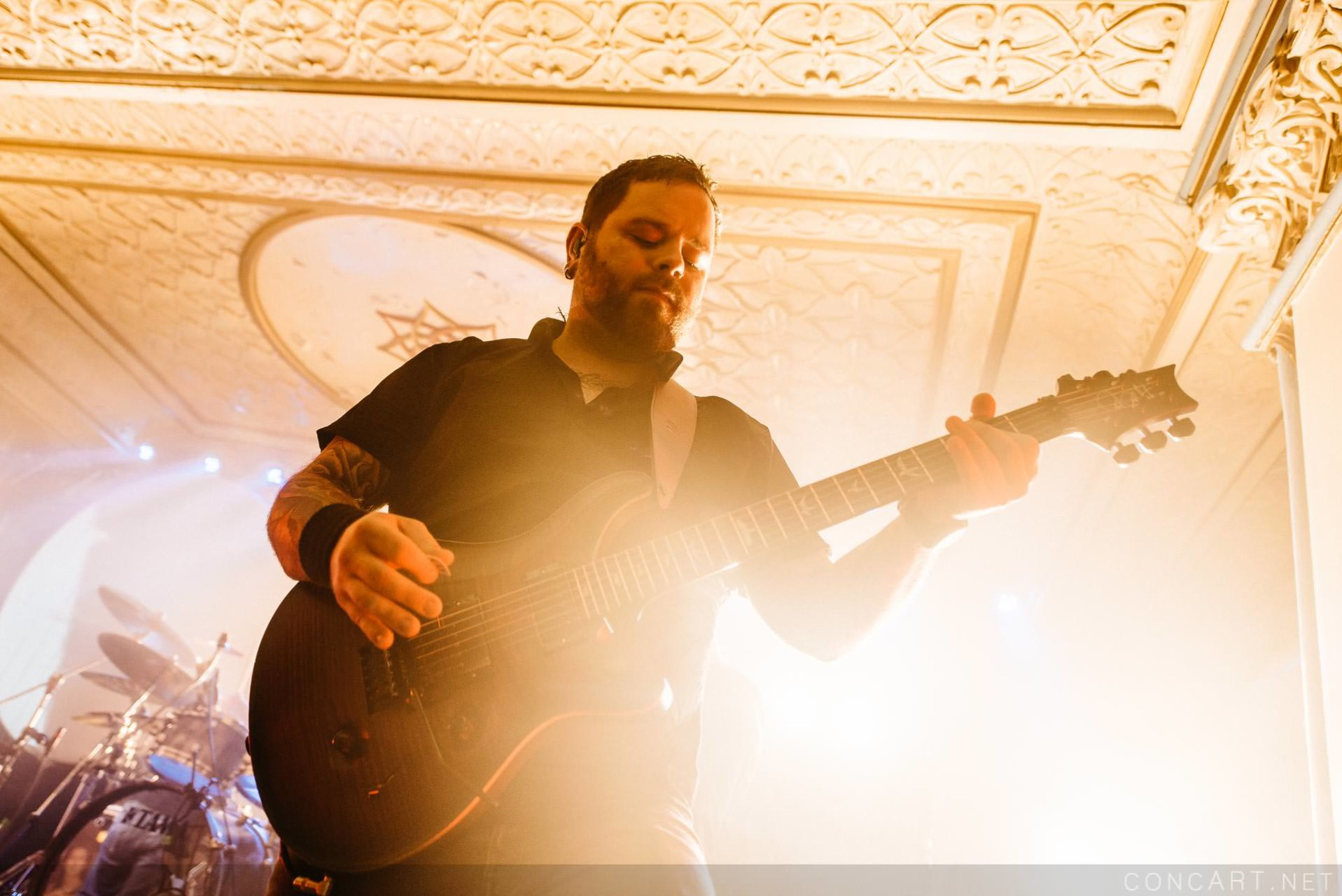 Between The Buried And Me photo by Sean Molin 11