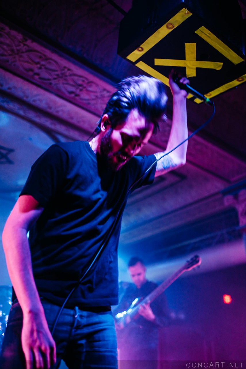 Between The Buried And Me photo by Sean Molin 12