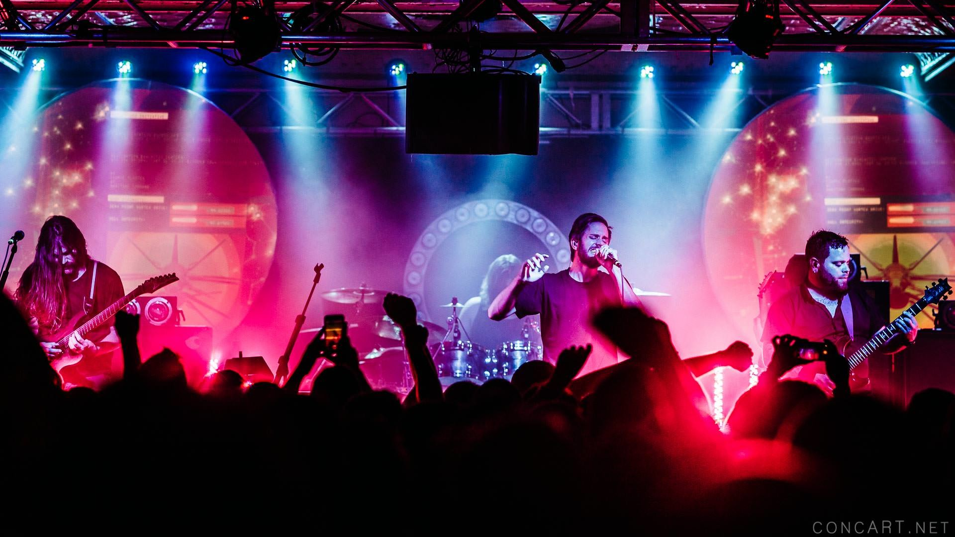 Between The Buried And Me photo by Sean Molin 13