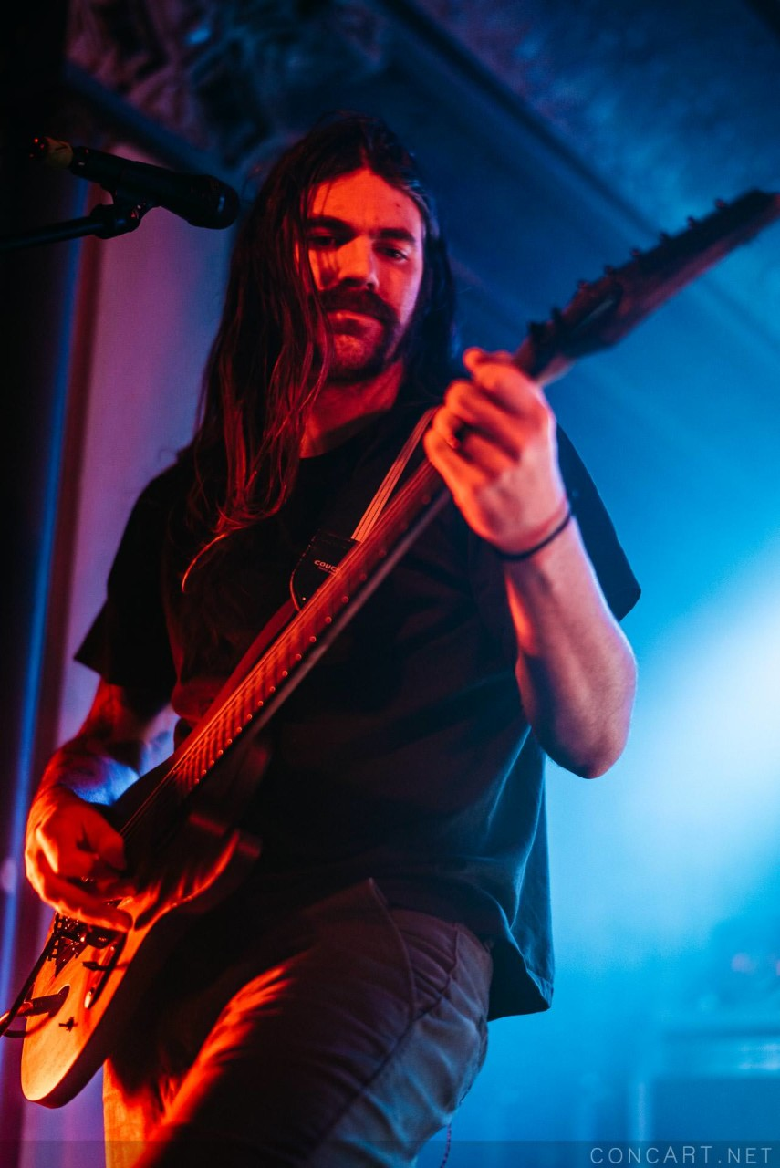 Between The Buried And Me photo by Sean Molin 14