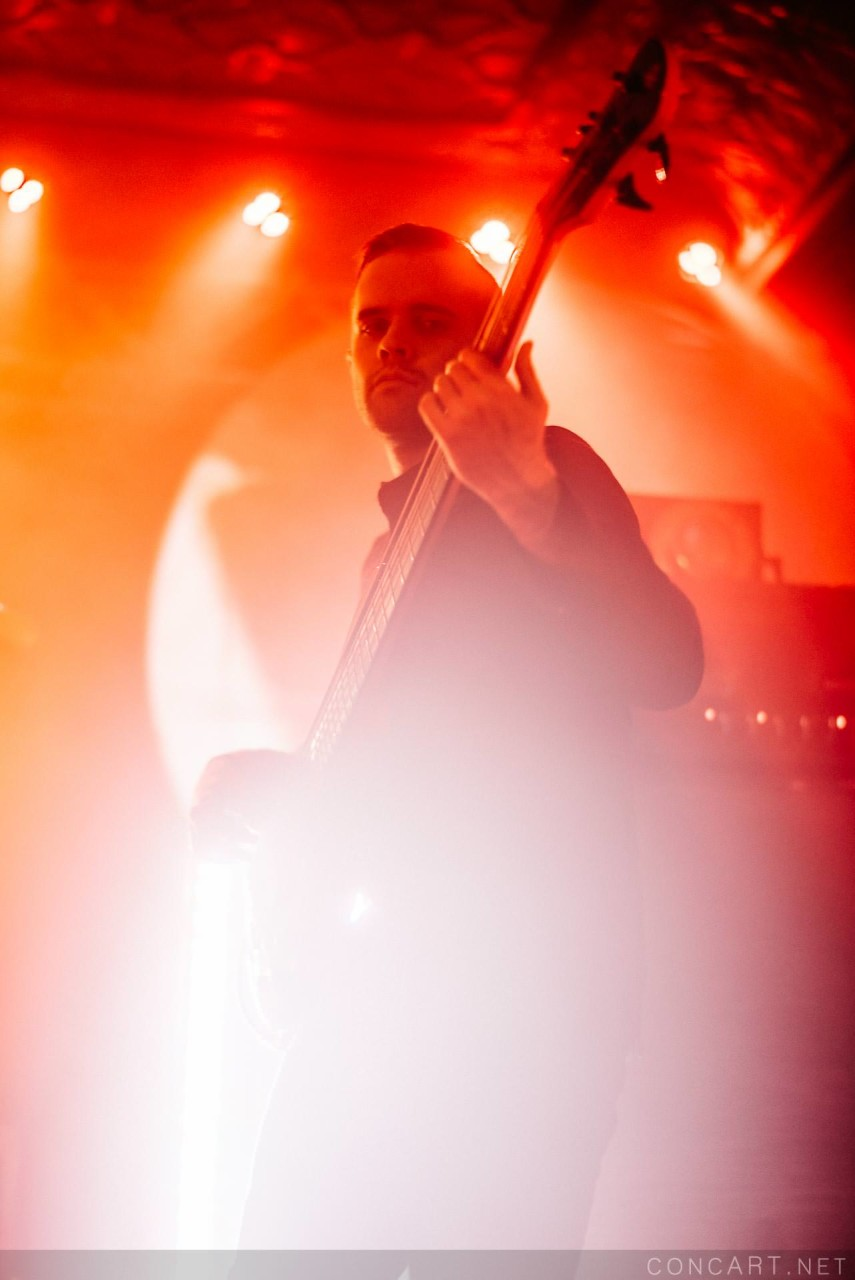 Between The Buried And Me photo by Sean Molin 18