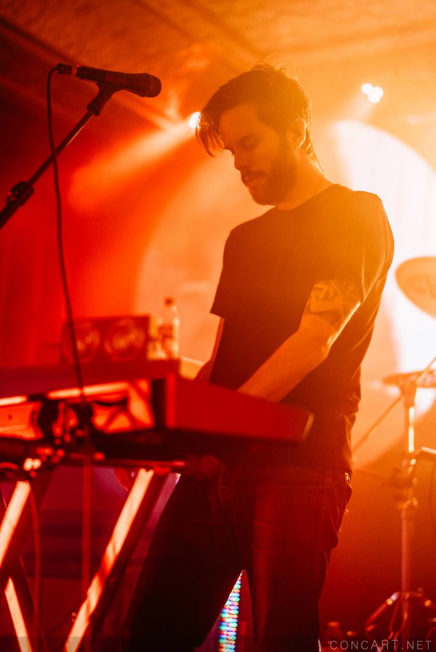 Between The Buried And Me photo by Sean Molin 19