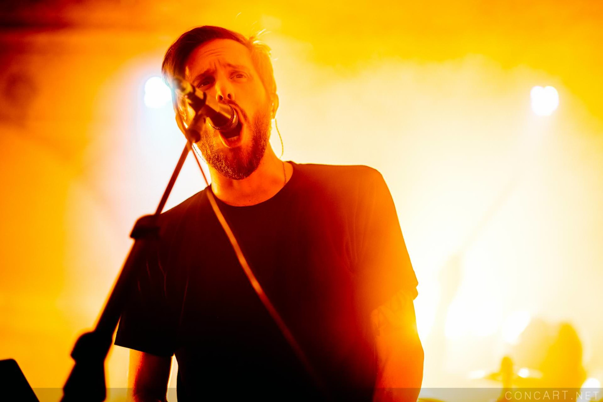 Between The Buried And Me photo by Sean Molin 21