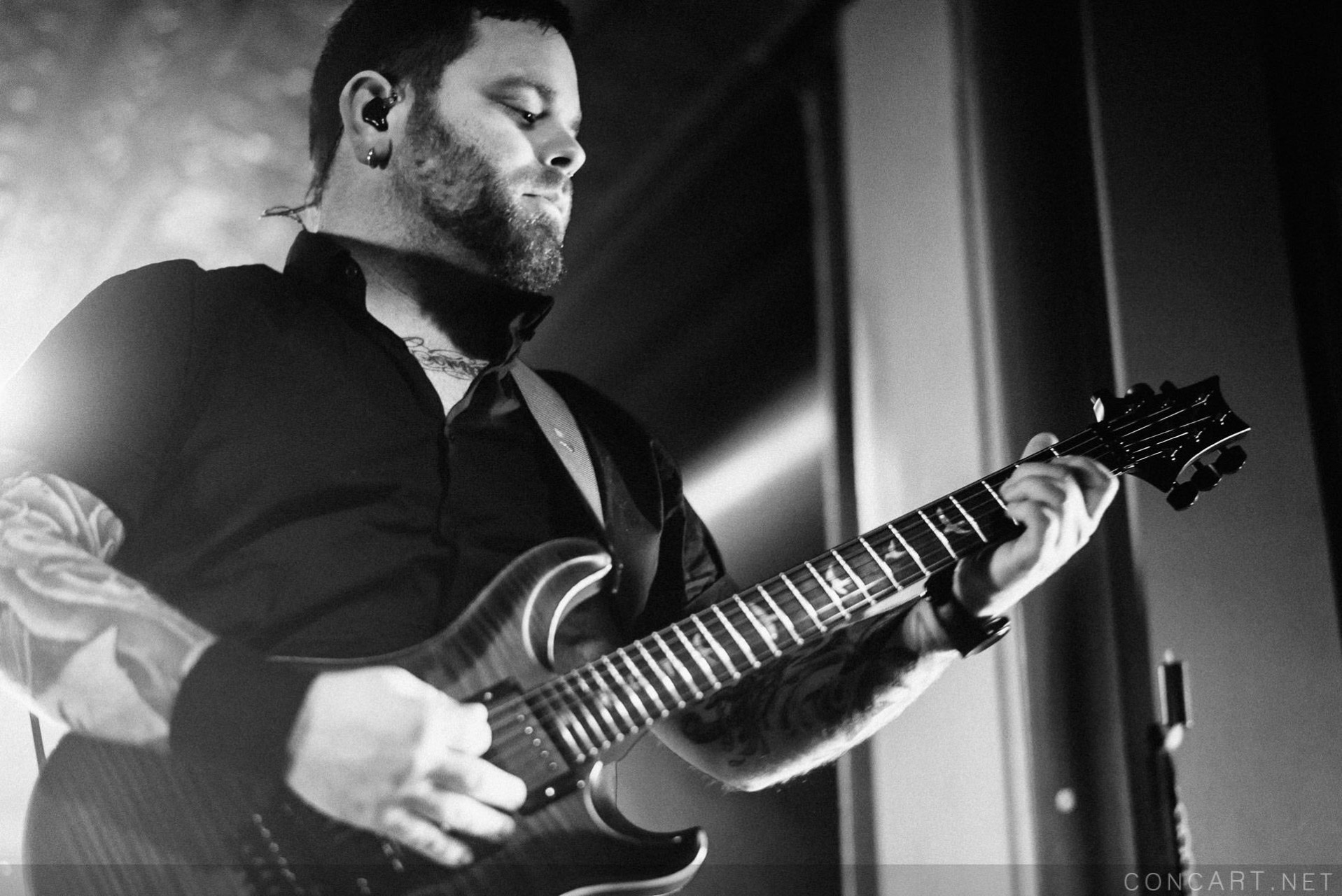Between The Buried And Me photo by Sean Molin 25