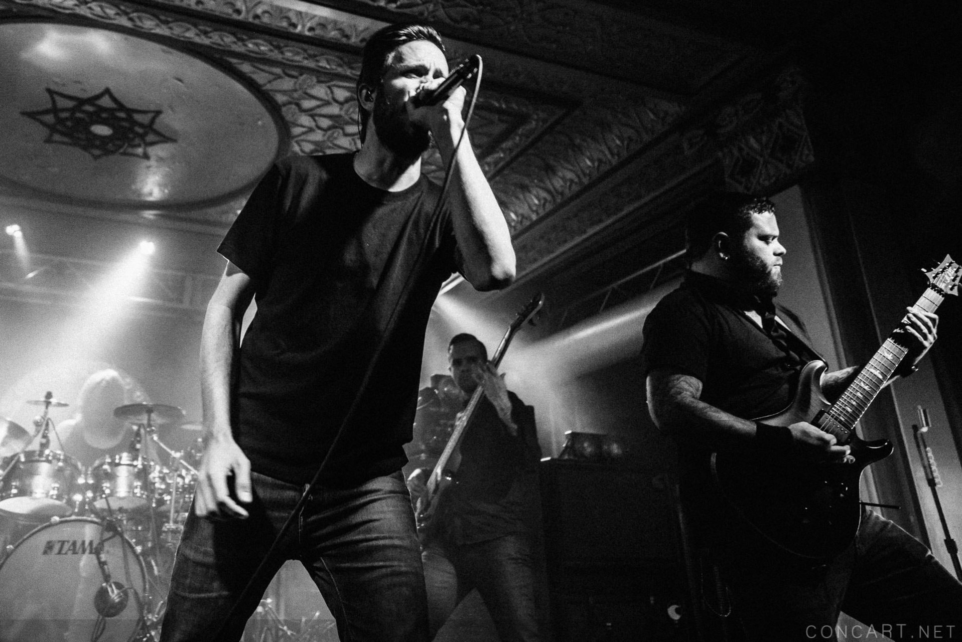Between The Buried And Me photo by Sean Molin 27