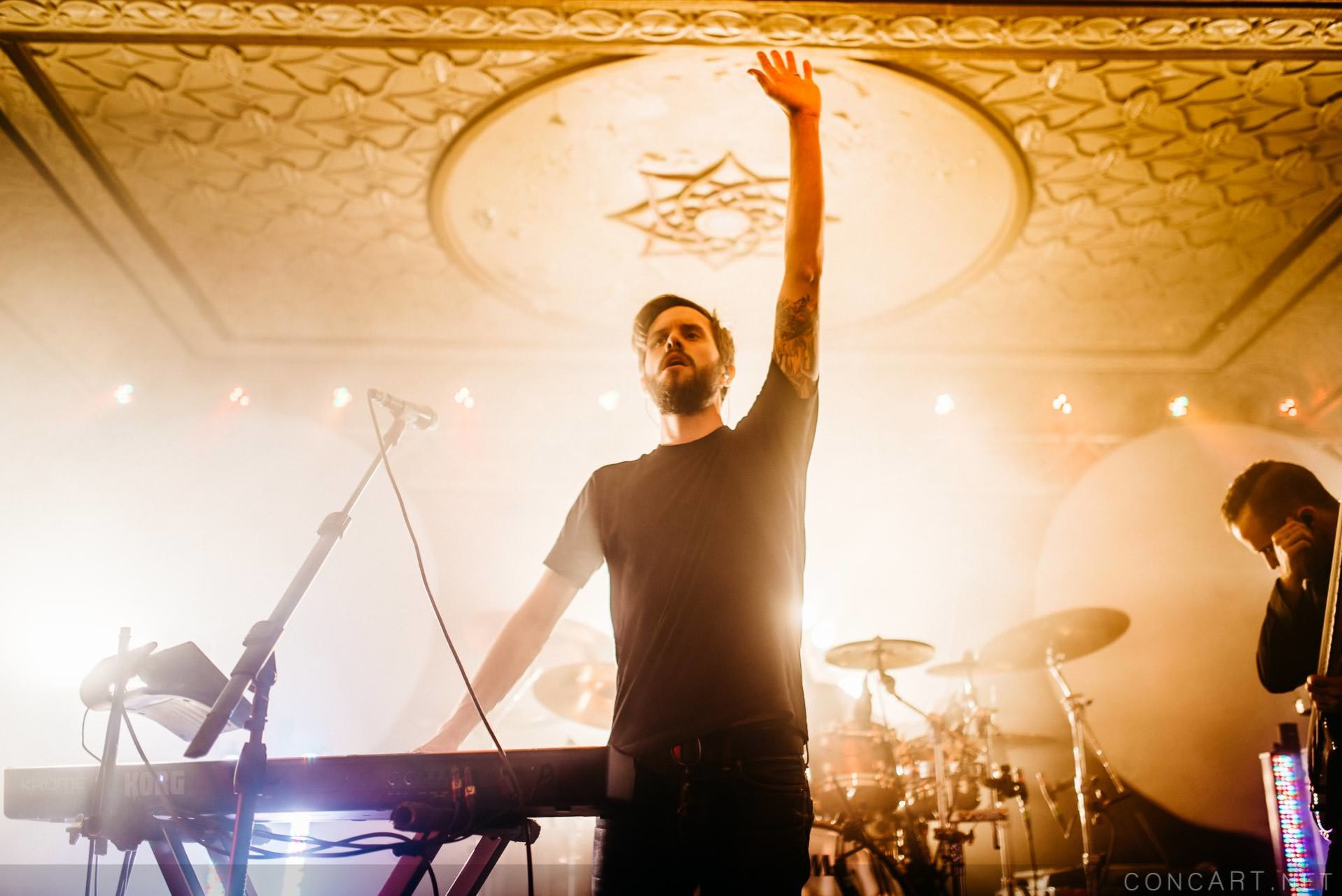 Between The Buried And Me photo by Sean Molin 28