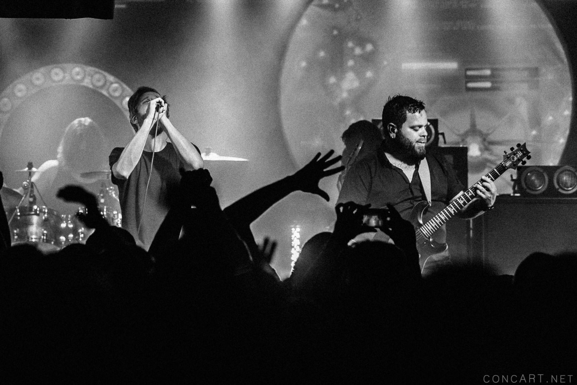 Between The Buried And Me photo by Sean Molin 29