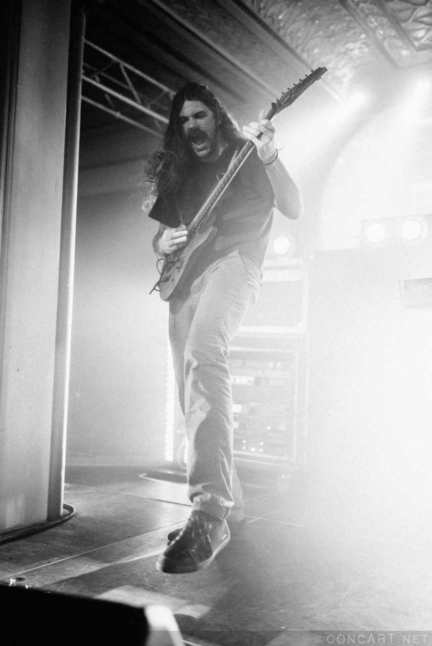Between The Buried And Me photo by Sean Molin 32